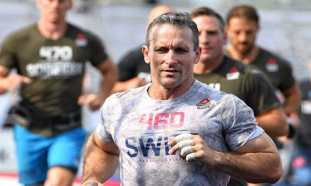 Crossfit Online Qualifier 2019